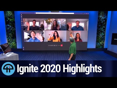 Microsoft Ignite 2020 Highlights