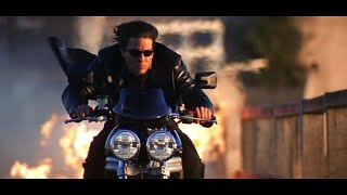 Mission Impossible 2 Epic Action Scene