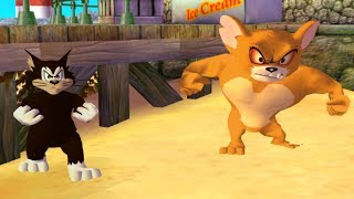 Throw a cat, mouse, and more than 75 weapons in the same room you're sure to have war. tom & jerry: war of whiskers lets you choose from nine diffe...