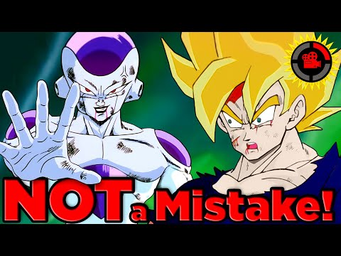 Film Theory: Dragon Ball Z, Frieza's 5 Minutes Was NOT A Mistake!