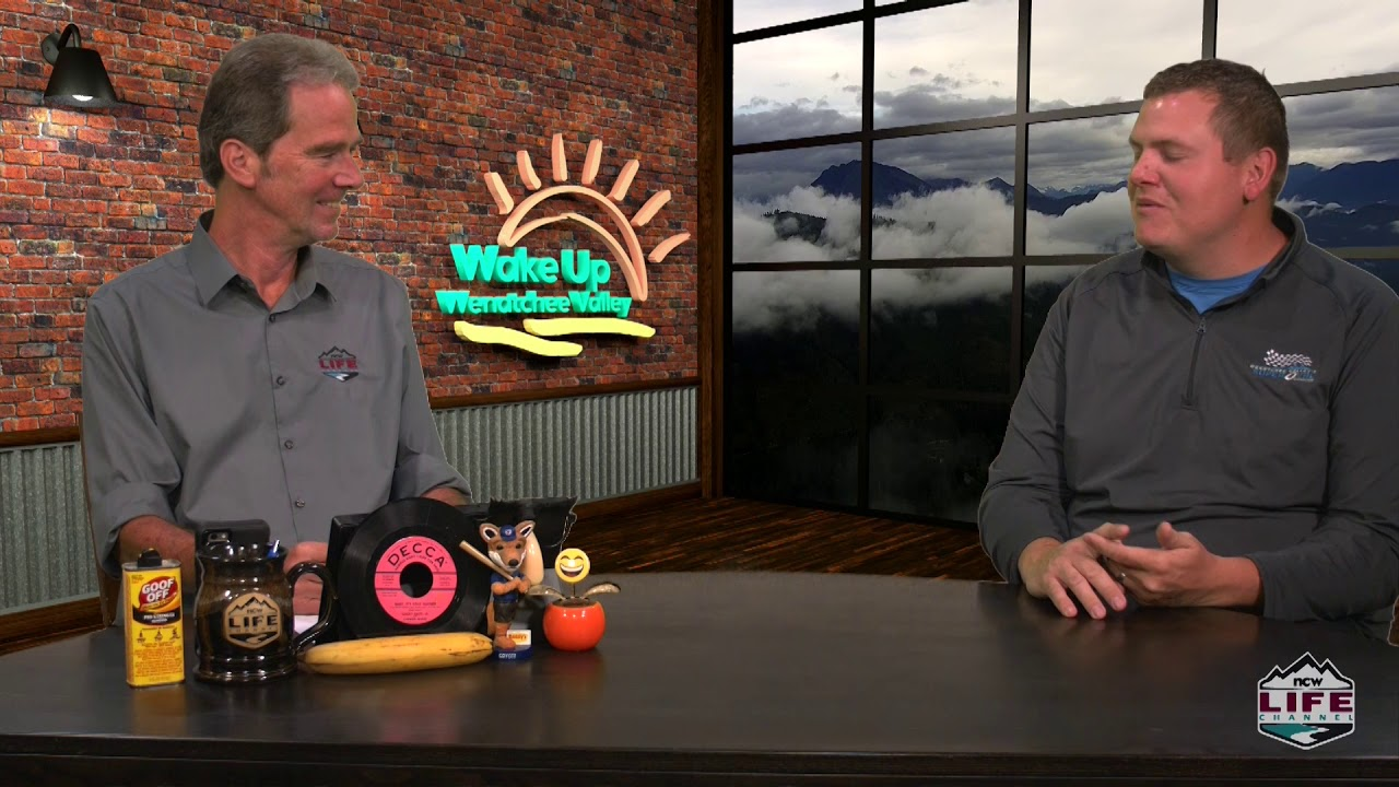 Jeremy Anders on Positive Change at WVSO 2019-07-11