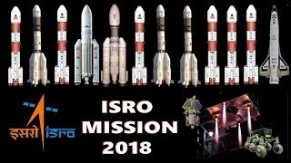 All ISRO Mission of 2018 in Hindi | ISRO Mission in Hindi | All Important Mission of 2018