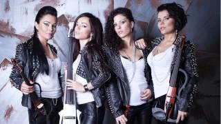Lady Gaga - Bad Romance (cover by Asturia quartet)