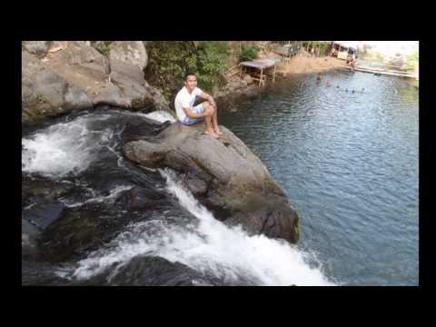 Beautiful Place of Bunga Falls, Nagcarlan Laguna, Philippines_Junriel Llander
