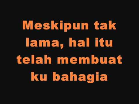 Viera - Pertemuan Singkat With Lyrics
