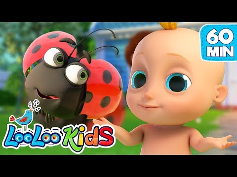 Cantec nou: Skip to My Lou - The BEST SONGS for Kids   LooLoo Kids