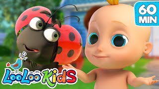 Skip to My Lou - The BEST SONGS for Kids | LooLoo Kids