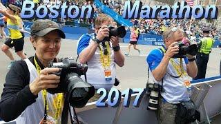 Boston Marathon 2017 in 4K Samsung Galaxy S7 Edge. Wish it was the S8 #BostonMarathon #BostonStrong