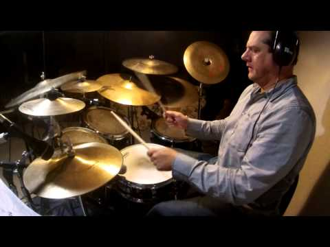 The Who - Won't Get Fooled Again - drum cover by Steve Tocco