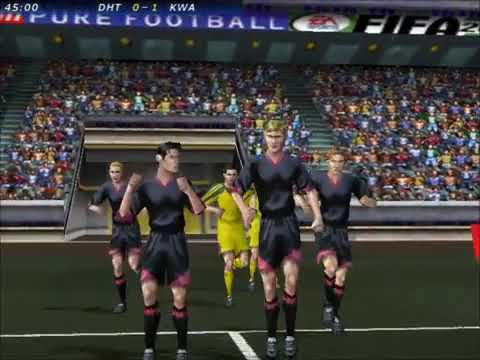 The Devil's Hatricks vs Kickers With Attitude Cookie Cup League Week 4 2014