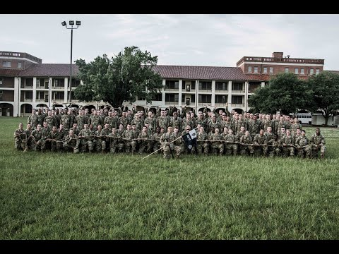 US Army Officer Candidate School - DOCUMENTARY