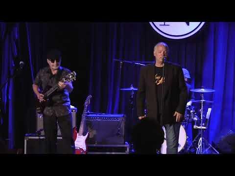 Curtis Salgado & Alan Hager--  Morning Train
