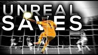 Gianluigi Buffon - The Best Unreal Saves | Le Migliori Parate di Sempre HD