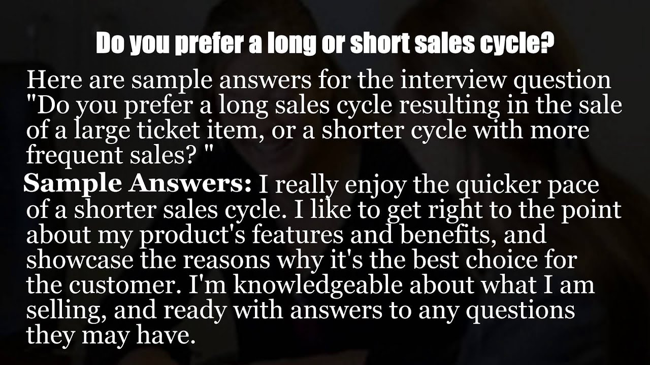 Final Interview Questions