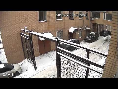 Видеокамера HDCVI DIVITEC DT-HC7211BF-I2 (день)