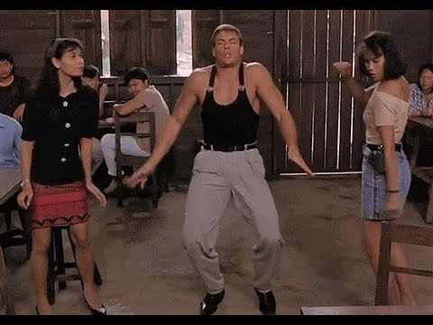 Van Damme On the Dance floor Travel Video