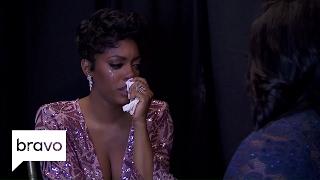 RHOA: Kandi Burruss and Porsha Williams Walk Off in Tears (Season 9, Episode 24) | Bravo