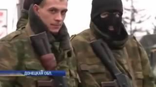 Русские оккупанты передают привет с Донбасса! 2015. Причастность русских военных на войне в Донбассе