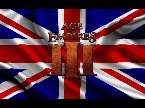 🔥Разбор Наций в Age Of Empire 3🔥. Выпуск №1, Англия.