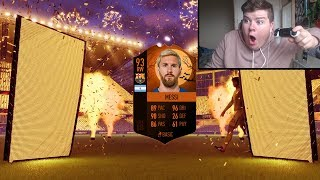 12,000 FIFA POINT PACK OPENING FOR ULTIMATE SCREAM!!! 👻🎃CAN WE PACK ONE?!? (FIFA 18 pack opening)
