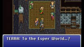 Final Fantasy 6 part 28: The Plan