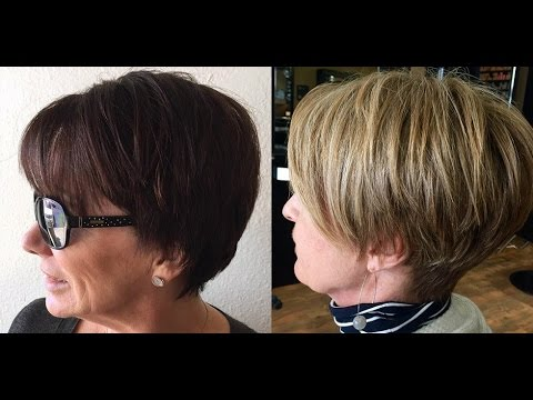 Imagenes de cabello corto moderno para mujeres