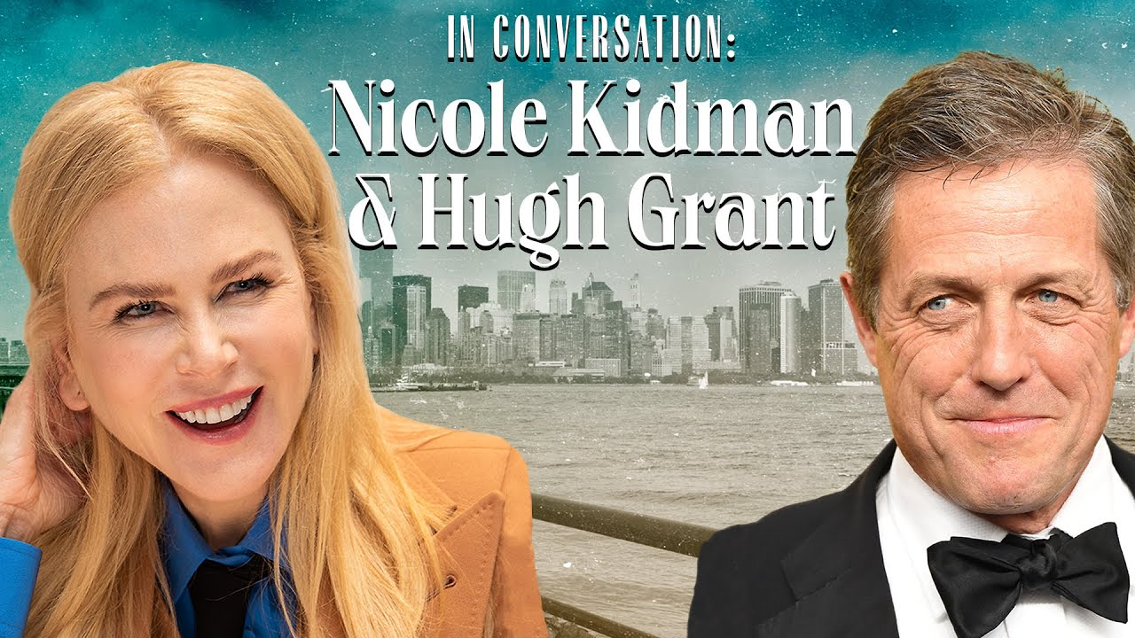 Nicole Kidman & Hugh Grant on Their Friendship and 'The Undoing' | In Conversation | Marie Claire