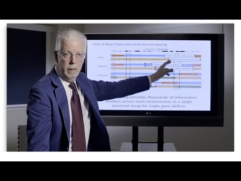 Dr. Alan Handyside, Preimplantation Genetics: A 25-Year Perspective   Illumina Video