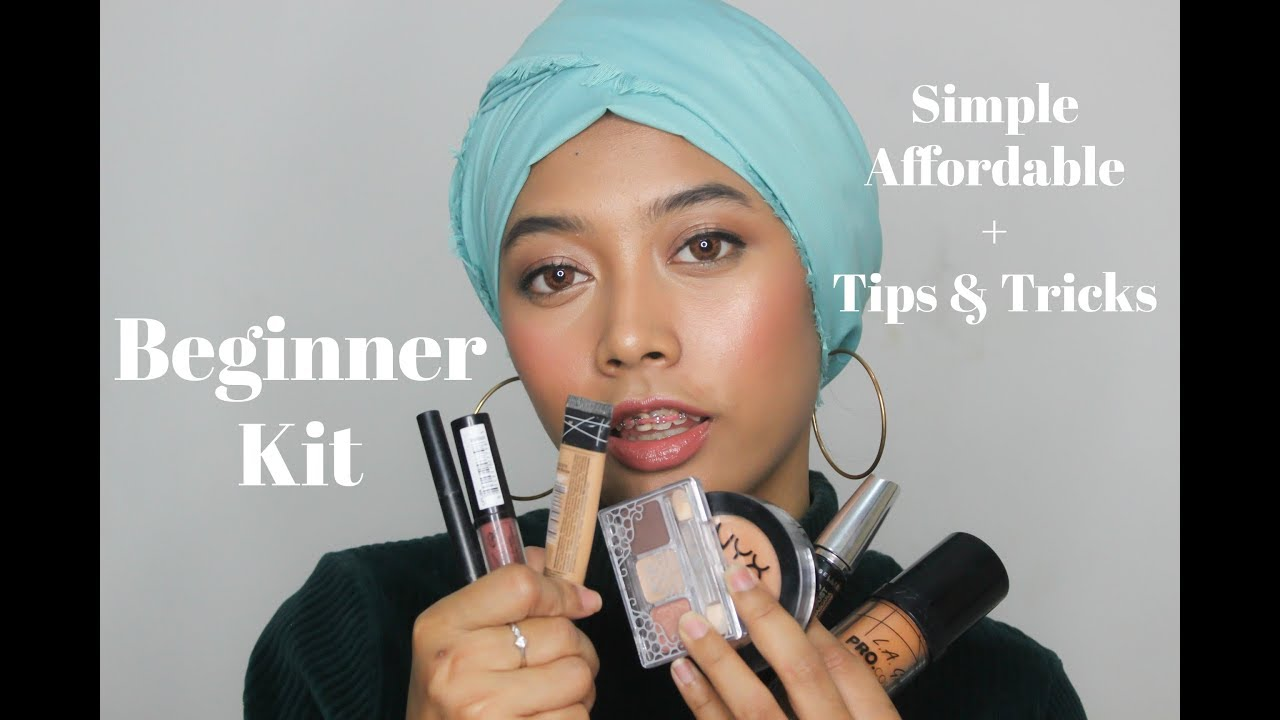 Makeup Kit Pemula Tipstricks Drugstore Lokal Dara Nitya Eye Shadow Mukka 7016