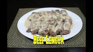 Beef Lengua