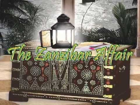 The Zanzibar Affair - A Romance Novel from Safari Africa