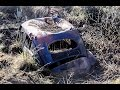 Forgotten Volkswagen Beetle.  Raiders of the Lost Oval.  Part 1