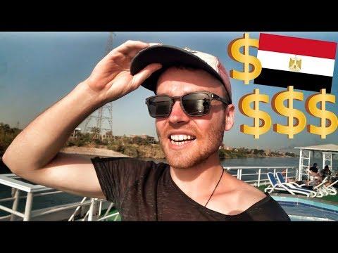 Living like a MILLIONAIRE in Egypt 🇪🇬عشت كالمليونير فى مصر