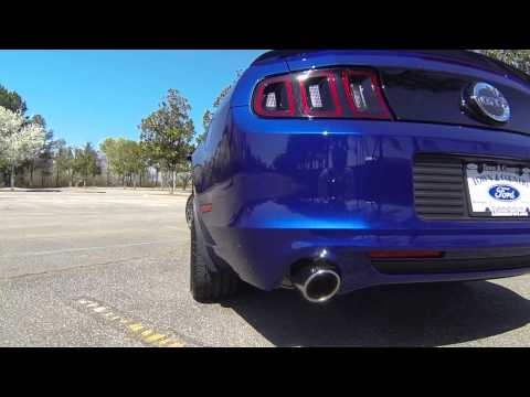 Driving a 680 HP Supercharged 2013 Mustang GT 5.0