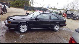 1988 Nissan S12 200sx V6 SE