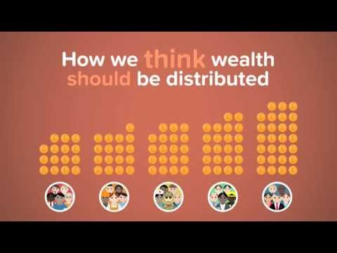 Wealth inequality in