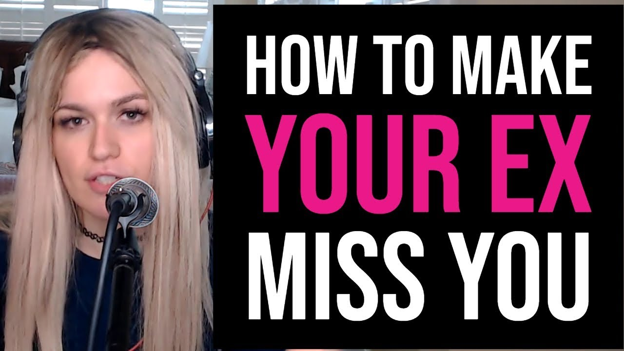 Exactly How To Make Your Ex Miss You After A Breakup