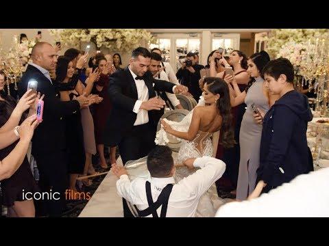 Download Assyrian + Lebanese mixed wedding entry!