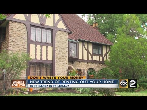 New Trend: House sharing and renting
