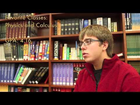Principal's Scholarship - Eric Bargiel