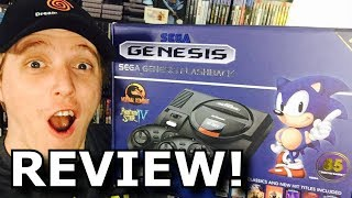 Sega Genesis Flashback Review! Better Then NES Classic?