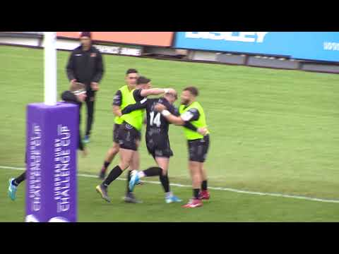 MATCH HIGHLIGHTS | Dragons Vs Castres Challenge Cup Highlights 181119 JH
