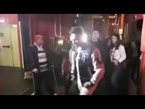 حفلة تامر حسني في باريس tamer hosny , paris 2018