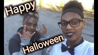 Mini Halloween vlog