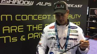 Anthony Gagliardi at ICAST2017