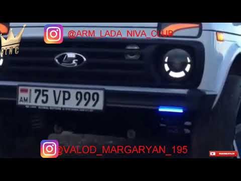 ARMENIA LADA NIVA #9