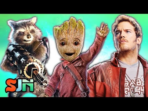 Thumbnail: Guardians of the Galaxy Vol. 2 Has 5 Post Credit Scenes! What Could They Be?