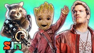 Guardians of the Galaxy Vol. 2 Has 5 Post Credit Scenes! What Could They Be?