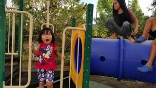 Playground at Kama'aina Kids Holy Trinity  #Izzyplays