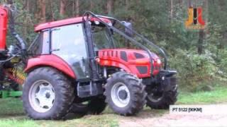 PRONAR Ciągniki P5 5135,  P7 5112, P7 5122